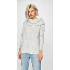 Medicine - Sweter Basic. Szare swetry klasyczne damskie MEDICINE, l, z dzianiny. Za 99,90 zł.