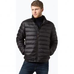 Polo Ralph Lauren - Męska kurtka puchowa, czarny. Szare kurtki męskie pikowane marki Polo Ralph Lauren, z bawełny. Za 799,95 zł.