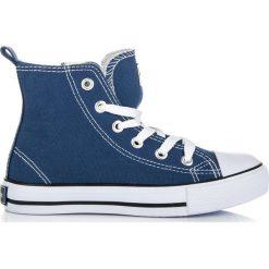 Buty dziecięce: Sznurowane Wysokie Trampki BETTY