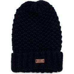Czapka damska czarna (cz15821). Czarne czapki zimowe damskie Art of Polo. Za 47,34 zł.