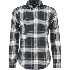 Polo Ralph Lauren OXFORD Koszula woodland/red. Szare koszule męskie marki Polo Ralph Lauren, l, z bawełny, button down, z długim rękawem. Za 509,00 zł.