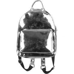 Plecak w kolorze srebrnym - (S)24 x (W)32 x (G)12 cm. Szare plecaki męskie Urban Classics, w paski, z materiału. W wyprzedaży za 119,95 zł.