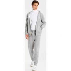 Spodnie dresowe męskie: Converse CORE Spodnie treningowe vintage grey heather