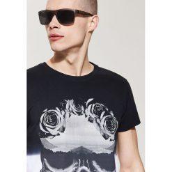 Okulary przeciwsłoneczne męskie: Okulary przeciwsłoneczne – Szary