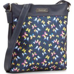 Torebka MONNARI - BAG1620-013  Navy. Niebieskie torebki klasyczne damskie marki Monnari. W wyprzedaży za 139,00 zł.