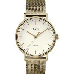 Timex - Zegarek TW2R26500. Szare zegarki damskie Timex, szklane. Za 399,90 zł.
