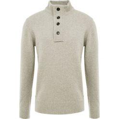 Barbour Sweter stone. Szare swetry klasyczne męskie Barbour, m, z materiału. Za 499,00 zł.