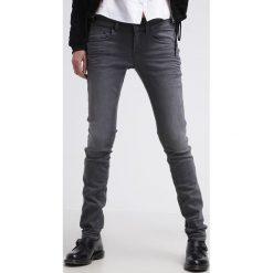 GStar MIDGE CODY MID SKINNY Jeans Skinny Fit slander grey superstretch. Szare jeansy damskie marki G-Star, z bawełny. Za 689,00 zł.