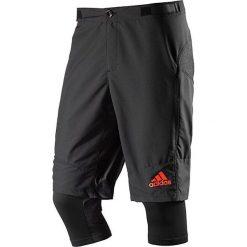 Adidas Spodenki Trail Sport Short czarne r. XS (S05570). Czarne spodenki sportowe męskie Adidas, sportowe. Za 200,99 zł.