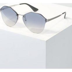 Okulary przeciwsłoneczne damskie: Prada Okulary przeciwsłoneczne silver