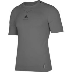 Odlo Koszulka męska Ceramicool Pro Baselayer szara r. XL (160112/10401). Szare koszulki sportowe męskie marki Odlo. Za 99,90 zł.