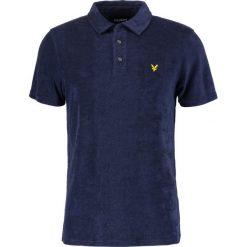 Koszulki polo: Lyle & Scott TOWELLING Koszulka polo dark blue