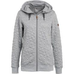 Roxy FROST  Bluza rozpinana heritage heather. Szare bluzy rozpinane damskie marki Roxy, s, z materiału. W wyprzedaży za 367,20 zł.