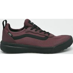 Vans - Buty. Czarne buty skate męskie Vans, z materiału, na sznurówki. W wyprzedaży za 339,90 zł.