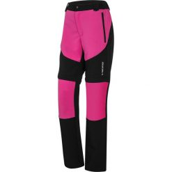 VIKING Spodnie damskie Colorado Lady czarno-różowe r. S (9001029). Czarne spodnie sportowe damskie marki Viking, s. Za 188,28 zł.