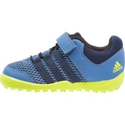 Adidas Performance DAROGA PLUS Obuwie treningowe solar slime/chalk white/trace royal. Brązowe buty sportowe chłopięce marki adidas Performance, z gumy. W wyprzedaży za 152,10 zł.