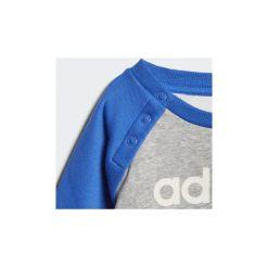 Spodnie dresowe dziewczęce: Zestawy dresowe adidas  Dres z polaru Linear