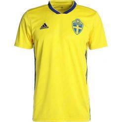 Adidas Performance SCHWEDEN HOME Koszulka sportowa yellow/mysink. Czerwone bluzki sportowe damskie marki adidas Performance, m. Za 379,00 zł.