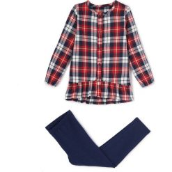 Odzież dziecięca: Piżama w kratkę, 2-12 lat