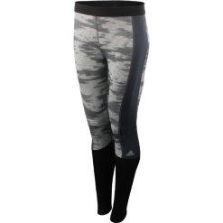 Legginsy: legginsy damskie ADIDAS TECHFIT LONG TIGHT PRINT / AY5499