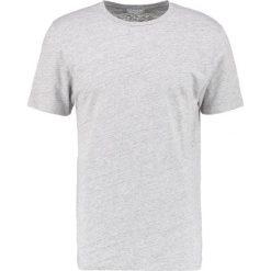 T-shirty męskie: Reiss BARNEY Tshirt basic grey