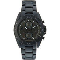 Michael Kors JETMASTER Zegarek chronograficzny schwarz. Czarne zegarki męskie Michael Kors. W wyprzedaży za 818,35 zł.
