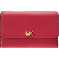 MICHAEL Michael Kors MONEY PIECES CARRYALL Portfel rose pink. Czerwone portfele damskie marki MICHAEL Michael Kors. Za 529,00 zł.