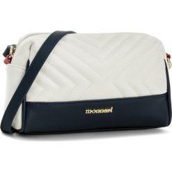 Torebka MONNARI - BAG5210-013  Navy Blue. Białe listonoszki damskie marki Monnari, ze skóry ekologicznej. W wyprzedaży za 109,00 zł.