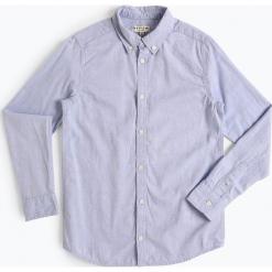 Review - Koszula chłopięca, niebieski. Niebieskie koszule chłopięce Review. Za 79,95 zł.