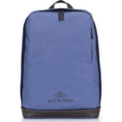 Plecak 87-3P-050-9. Czarne plecaki męskie Wittchen. Za 79,00 zł.