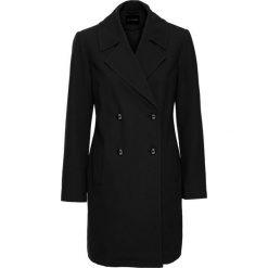 Płaszcze damskie pastelowe: Płaszcz przejściowy bonprix czarny