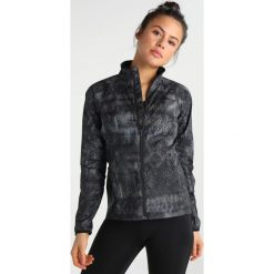 The North Face AMBITION Kurtka do biegania black. Różowe kurtki damskie do biegania marki The North Face, m, z nadrukiem, z bawełny. Za 339,00 zł.