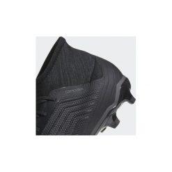 Buty do piłki nożnej adidas  Buty Predator 18.2 FG. Czarne buty skate męskie Adidas, do piłki nożnej. Za 649,00 zł.