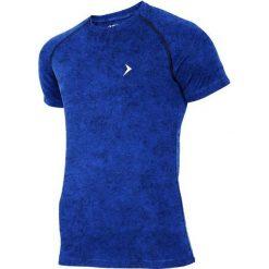 Outhorn Koszulka męska TOZ16-TSMF602 niebieska r. XXL. Niebieskie koszulki sportowe męskie Outhorn, m. Za 35,24 zł.