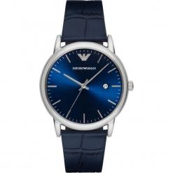 Emporio Armani - Zegarek AR2501. Niebieskie zegarki męskie Emporio Armani, szklane. W wyprzedaży za 679,90 zł.