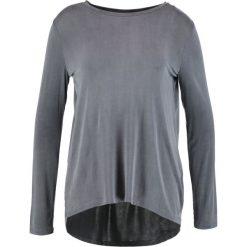 Bluzki asymetryczne: Majestic Bluzka z długim rękawem charcoal