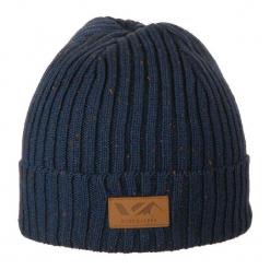 Czapka unisex Nord niebieska (210/20/1743). Niebieskie czapki zimowe damskie marki Viking. Za 54,55 zł.