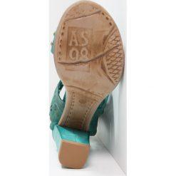 Rzymianki damskie: A.S.98 Sandały na obcasie mirto