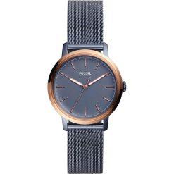 Zegarek FOSSIL - Neely ES4312  Blue/Rose Gold. Różowe zegarki damskie marki Fossil, szklane. Za 649,00 zł.