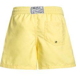 Polo Ralph Lauren HAWAIIAN SWIMWEAR BOXER Szorty kąpielowe beekman yellow. Żółte kąpielówki chłopięce Polo Ralph Lauren, z materiału. Za 169,00 zł.