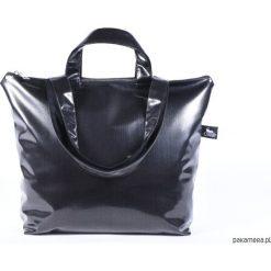 Torba Vinyl. Czarne torebki klasyczne damskie Pakamera, duże. Za 170,00 zł.