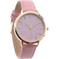 Różowy Zegarek Limits. Czerwone zegarki damskie Born2be. Za 24,99 zł.