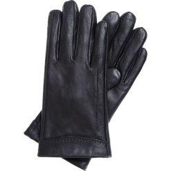 Rękawiczki męskie 39-6-713-1. Czarne rękawiczki męskie marki Wittchen. Za 149,00 zł.