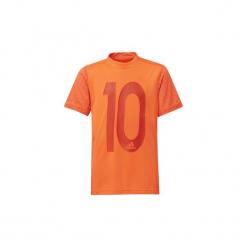T-shirty z krótkim rękawem Dziecko  adidas  Koszulka Messi Icon. Niebieskie t-shirty chłopięce z krótkim rękawem marki S.Oliver, z nadrukiem, z bawełny. Za 119,00 zł.