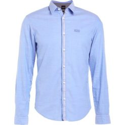 Koszule męskie na spinki: BOSS ATHLEISURE BISTO REGULAR FIT Koszula light blue