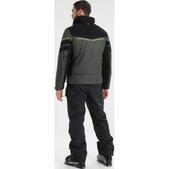 Icepeak CASE Kurtka snowboardowa dark olive. Zielone kurtki narciarskie męskie Icepeak, m, z materiału. W wyprzedaży za 539,25 zł.