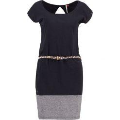Odzież damska: Ragwear SOHO Sukienka z dżerseju black