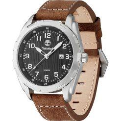 """Zegarki męskie: Zegarek kwarcowy """"Newmarket"""" w kolorze brązowo-srebrno-czarnym"""