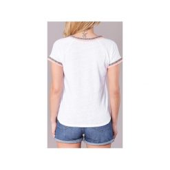 T-shirty z krótkim rękawem Kaporal  CREME. Białe t-shirty damskie Kaporal, s. Za 159,20 zł.