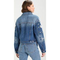 Bomberki damskie: Miss Sixty MARA JACKET Kurtka jeansowa blue denim